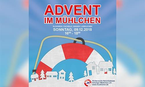 Einladung Advent 2018 Muehlchen