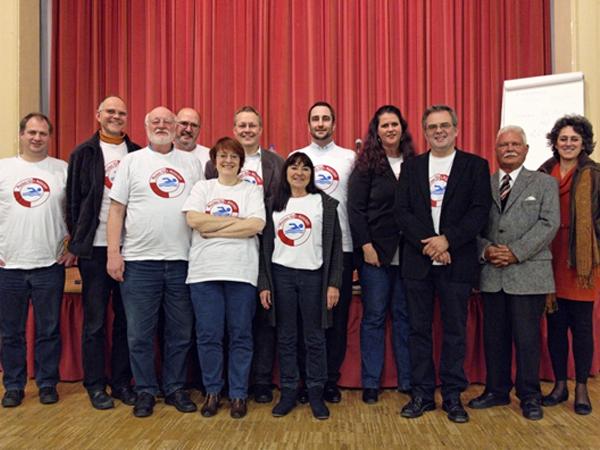 Gründungsmitglieder 2012