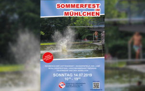 Sommerfest im Mühlchen